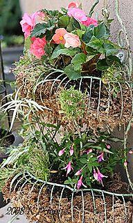 Vintage 3 tier planter1