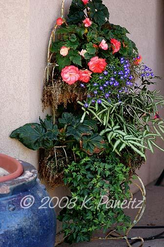 Vintage 3 tier planter2