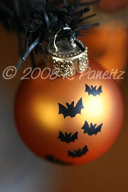 Batty ornament