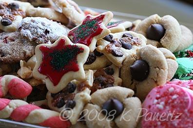 2008 Cookie exchange