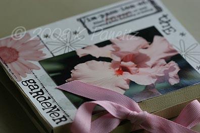Garden Notecard Set