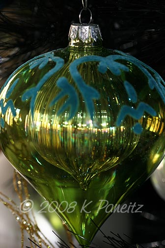 Ornament Double glass