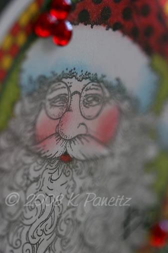 Believe Santa Macro