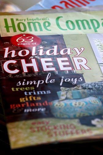 Home Companion last issue