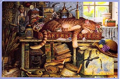 Charles Wysocki Print