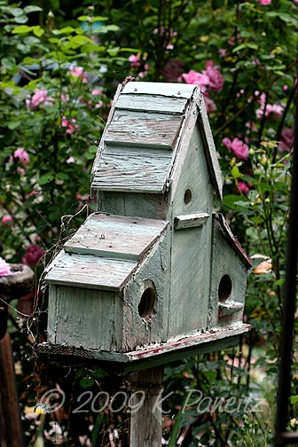Garden Tour birdhouses2