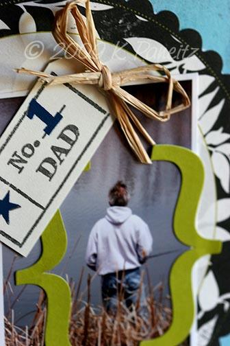 #1 Dad Card1