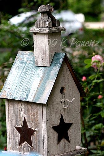 Garden Tour birdhouses1