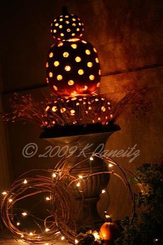 Pumpkin decoration1