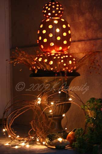 Pumpkin decoration2