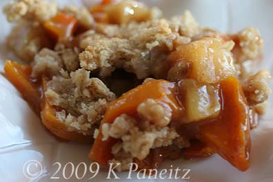 Butternut Apple Crisp1