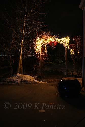 2009 Christmas Arbor