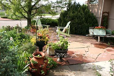 2010 spring patio