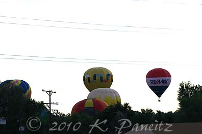 Sweetheart Balloon Rally