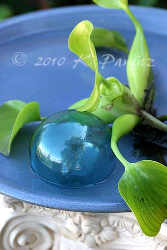 Glass pond float1
