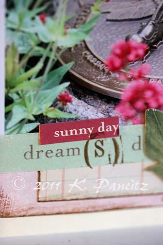 Sunny day dreams card1