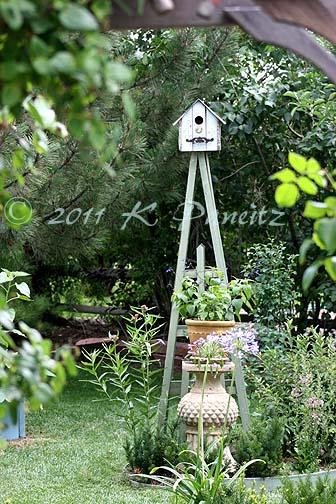 2011 July Garden