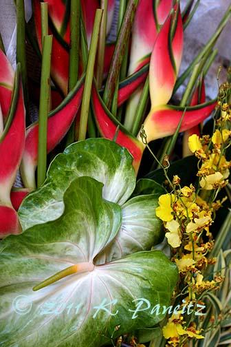 Hawaiian bouquet2