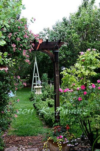 2011 June Garden