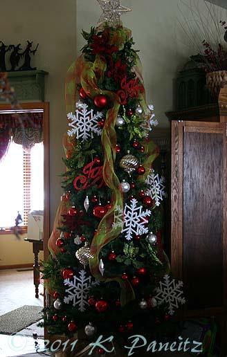 2011 Snowflake Tree