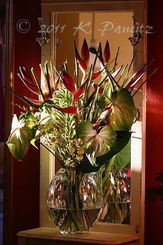 Hawaiian bouquet4