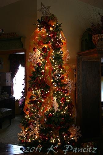 2011 Snowflake Tree1