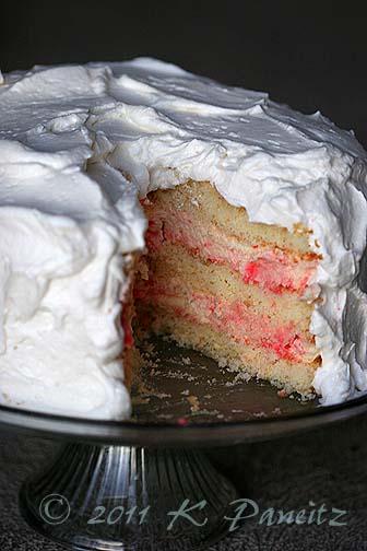 Peppermint cheesecake Cake1