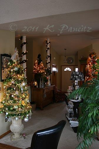 2011 Christmas trees