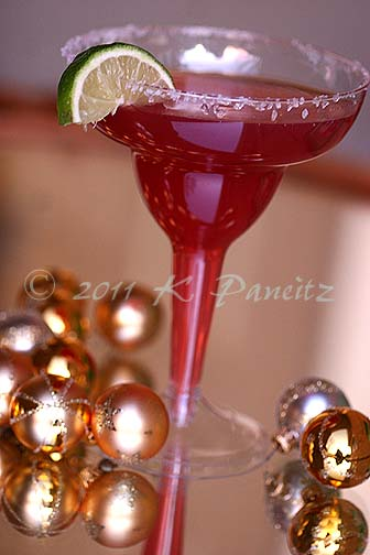 Cranberry Lime Margarita1