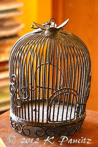 Vintage Iron Birdcage1