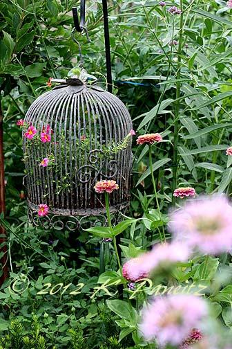 Vintage Iron birdcage2