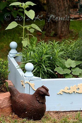 2012 Raised Bed