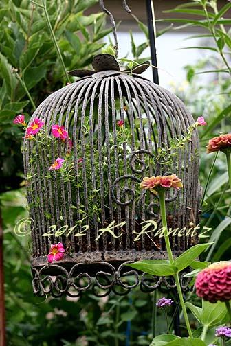 Vintage Iron birdcage3