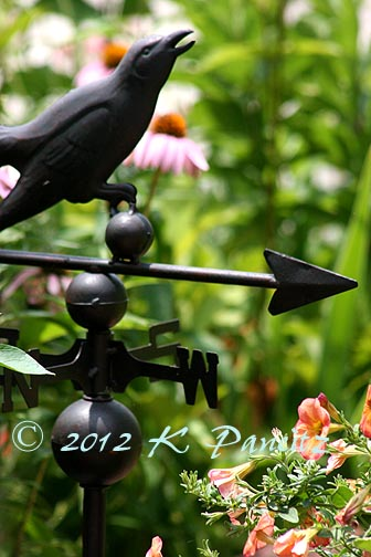 Bird weathervane1
