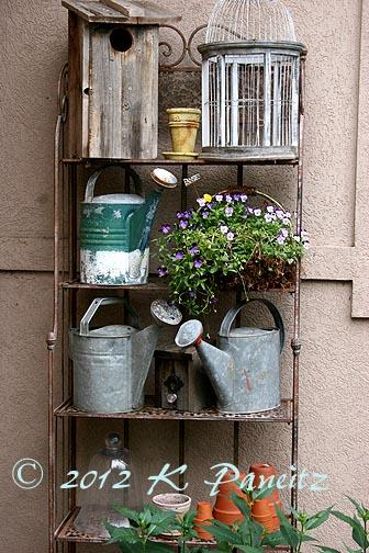 Garden shelves4