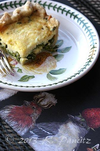Asparagus Quiche2
