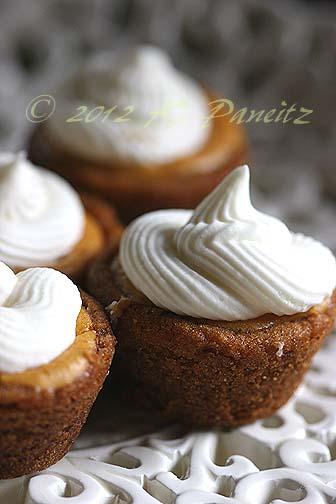 Gingersnap Pumpkin Tarts1