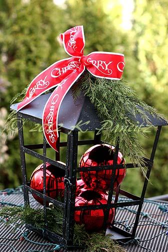 2012 Christmas Lantern