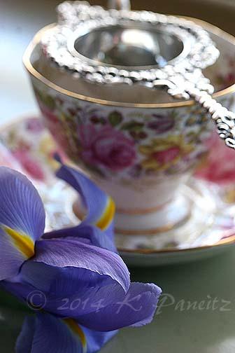 Silver tea strainer3