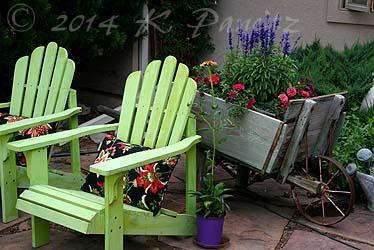 Adirondack Chairs2