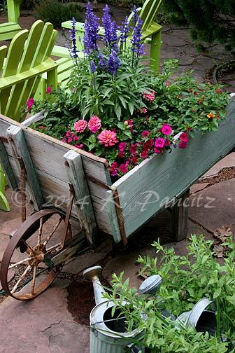 2014 June Front Garden2