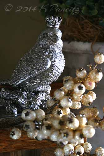 2014 Christmas bird