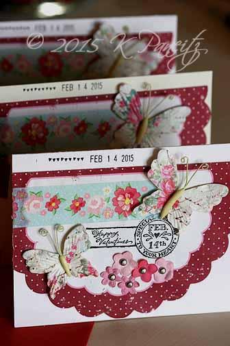 2015 Valentine Card