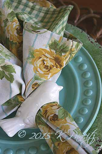April Cornell Table Linens3