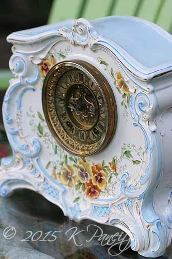 Royal Bonn 'LaLand' Clock