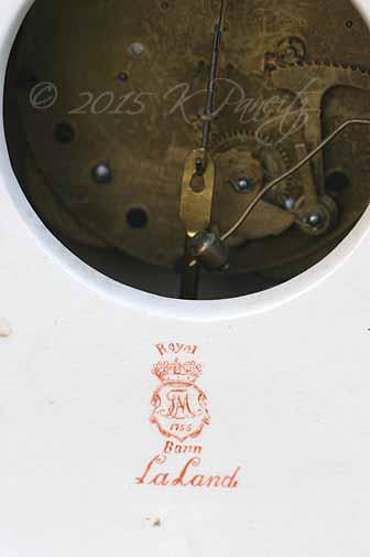 Royal Bonn 'LaLand' Clock5