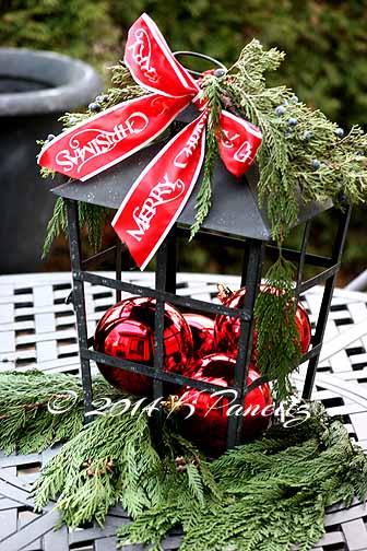 2014 Christmas Lantern