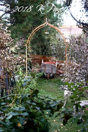 2018 Oct Back Garden
